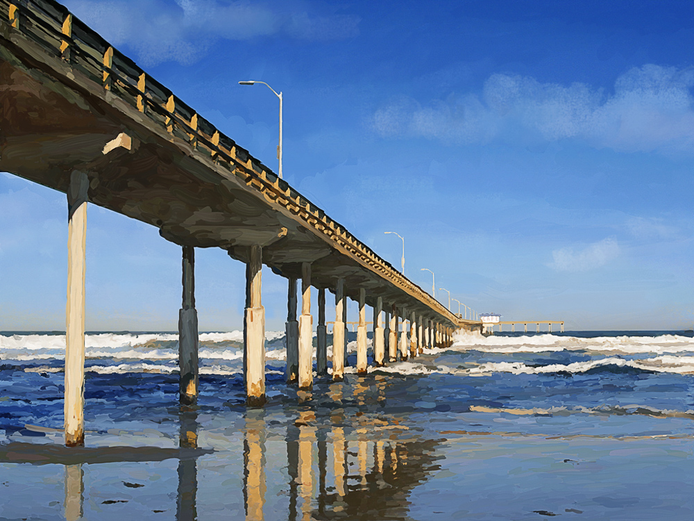 OceanBeachPierReflection_12x16.jpg