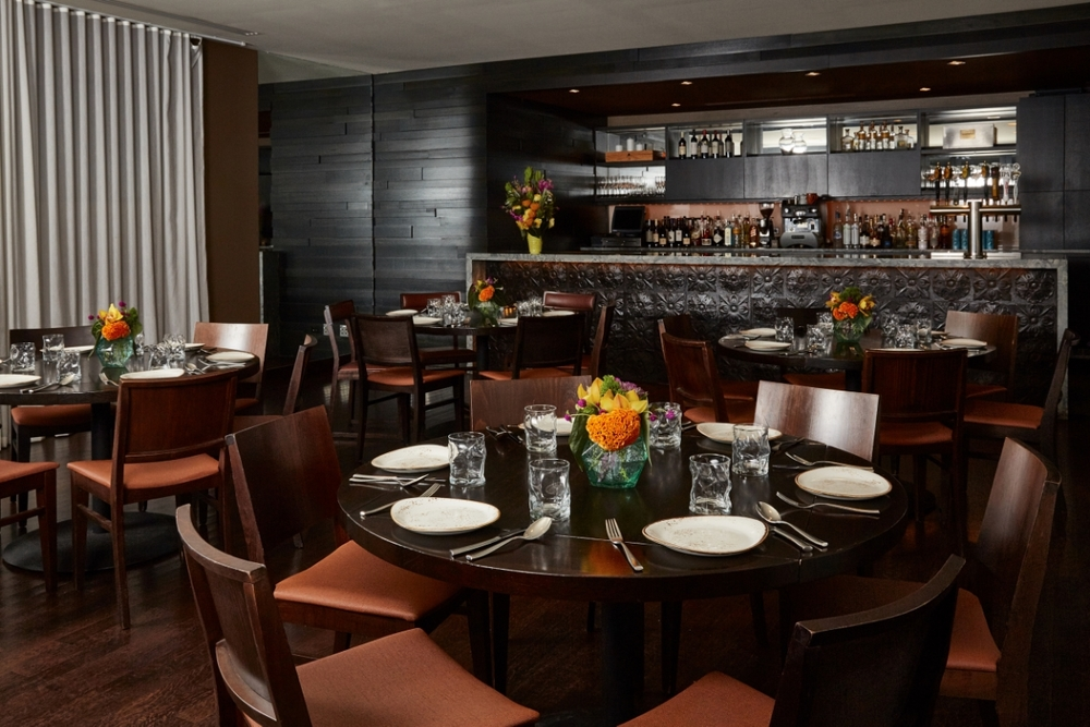 private dining room - Private Dining Rooms Chicago