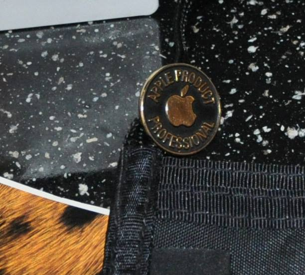Apple Product Professional Pin