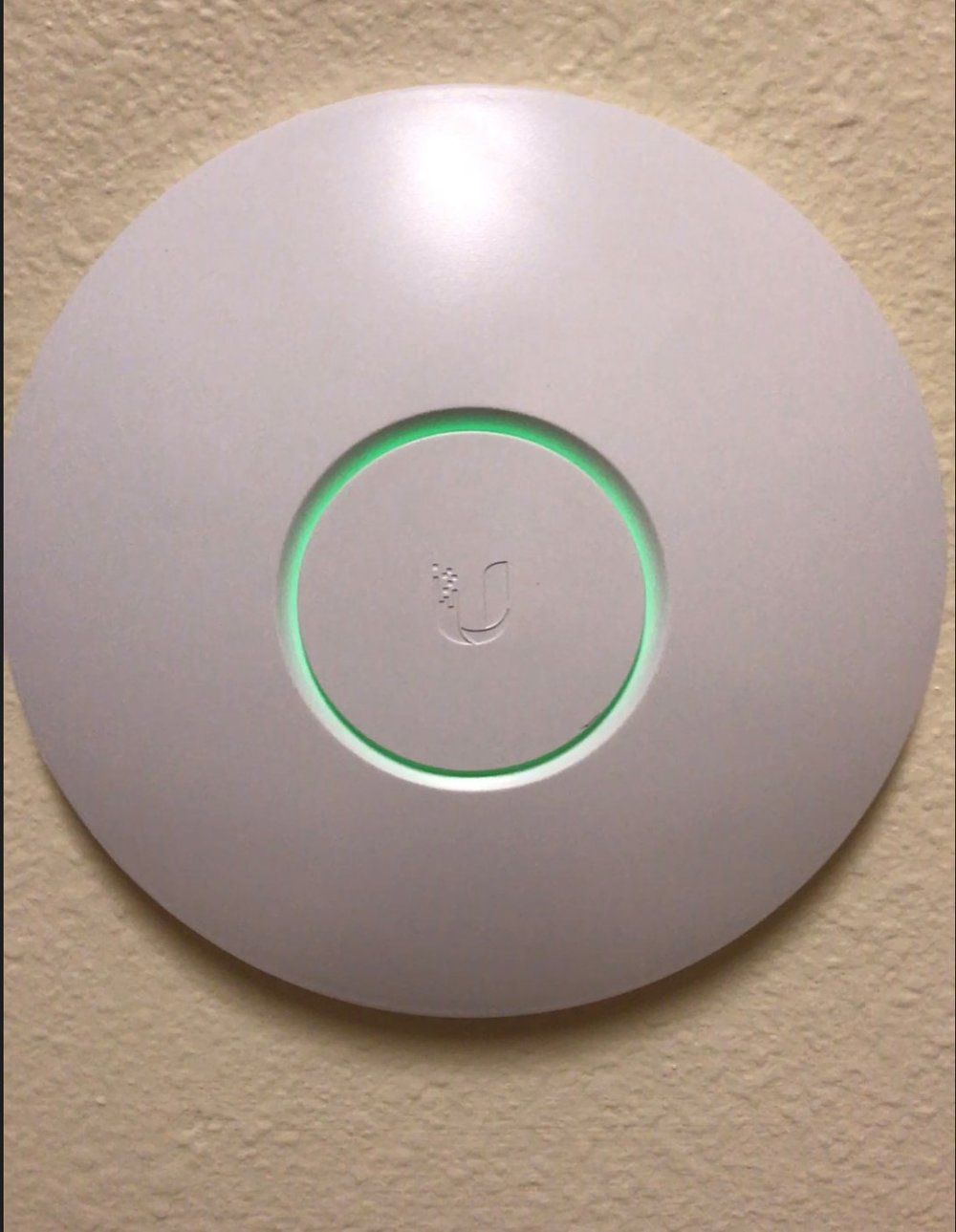 Access point in each individual unit