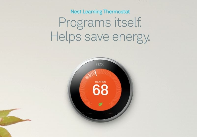 The Nest LearningThermostat learns whatyou like and creates aschedule for your home. - Plus, you'll get a 5-year extended warranty when you purchase your Nest Learning Thermostat from us and have us install it.Nest Learning Thermostat - Spec SheetNest Temperature Sensor - Spec Sheet