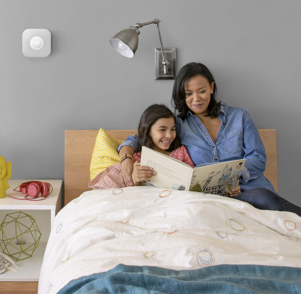 Be informed.Not just alarmed. - The Nest Protect smoke and CO alarmNest Protect - Spec Sheet