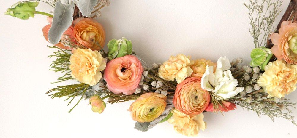 Florals - Fresh floral arrangements