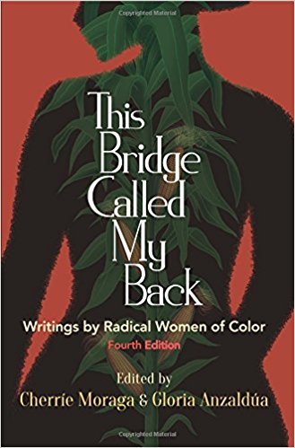 The Bridge Called My Back is a collection of writings and reflections by radical women of color in history. Many of which have been fundamental to the roads we walk on today. This has been considered the Bible to transnational feminism- a feminism beyond borders and incorporating all experiences under the imperialist world order.