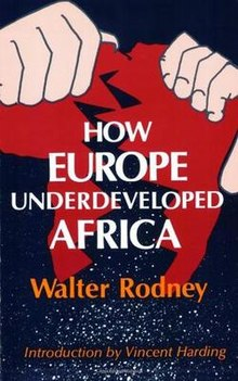 """""""This is an important reading grounding the history, both pre-colonial and colonial, of African folks. Rodney discusses indigenous African systems of communalism and the story of the systematic plunder of the entire continent upon arrival of Europeans. """""""