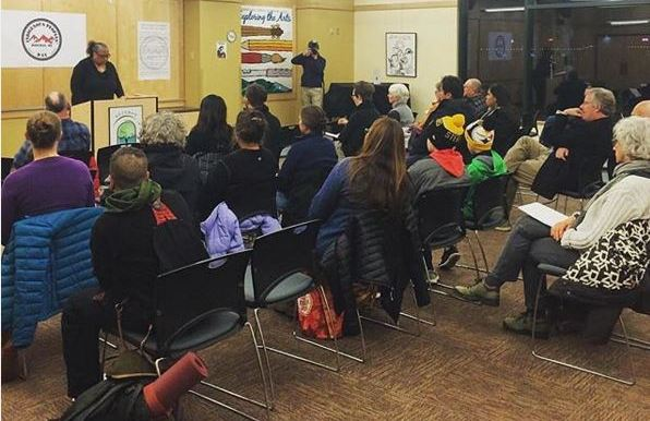 Indigenous Peoples' Day Forum, Bozeman, November 30, 2015