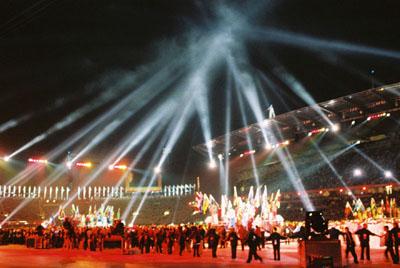 2002 Commonwealth Games Ceremonies Cast Logistics Manager