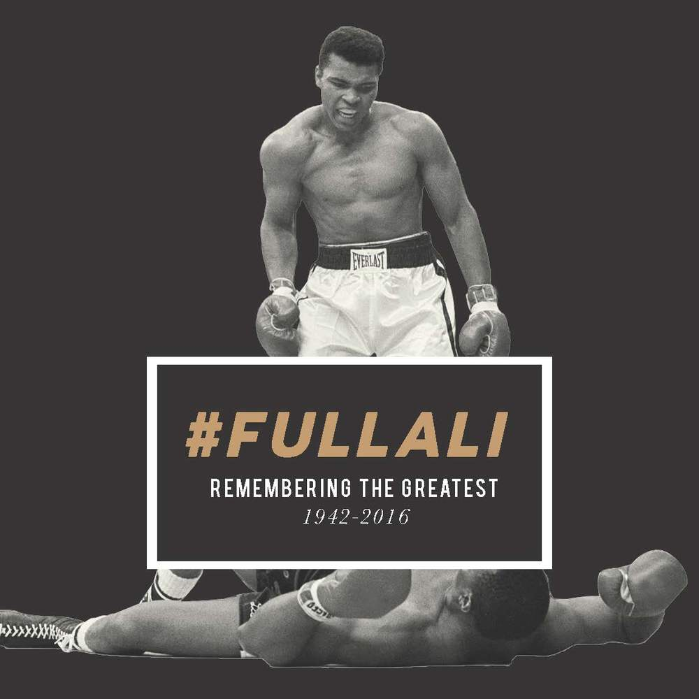 #FullAli: A Tribute to the Greatest