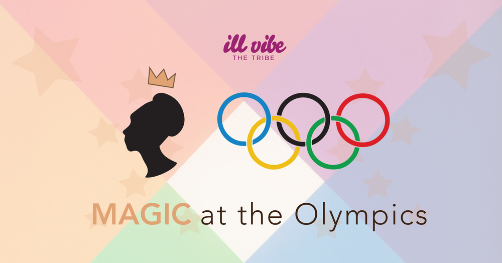 MAGIC AT THE OLYMPICSS