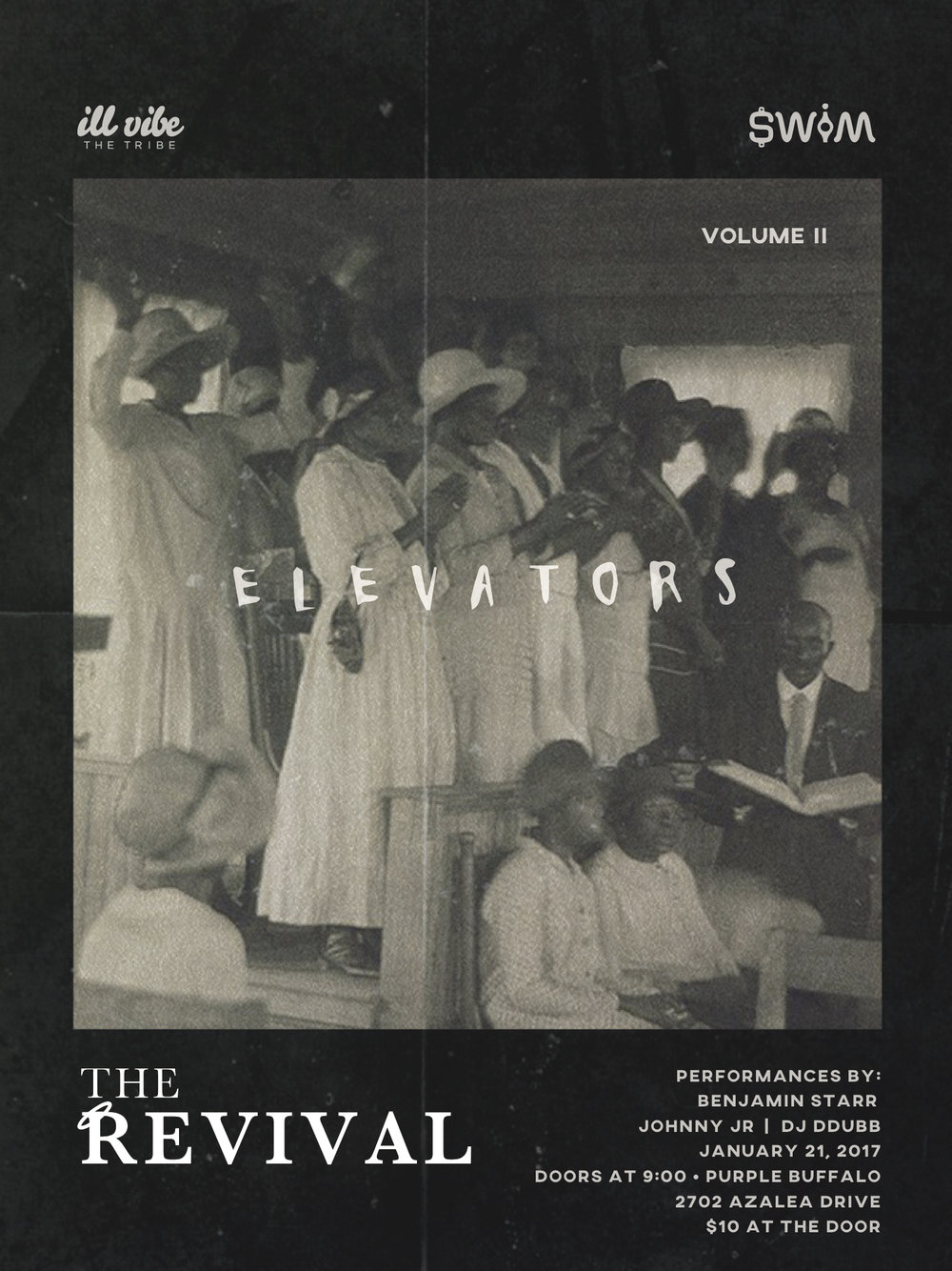 Elevators Vol.2 [RECAP]
