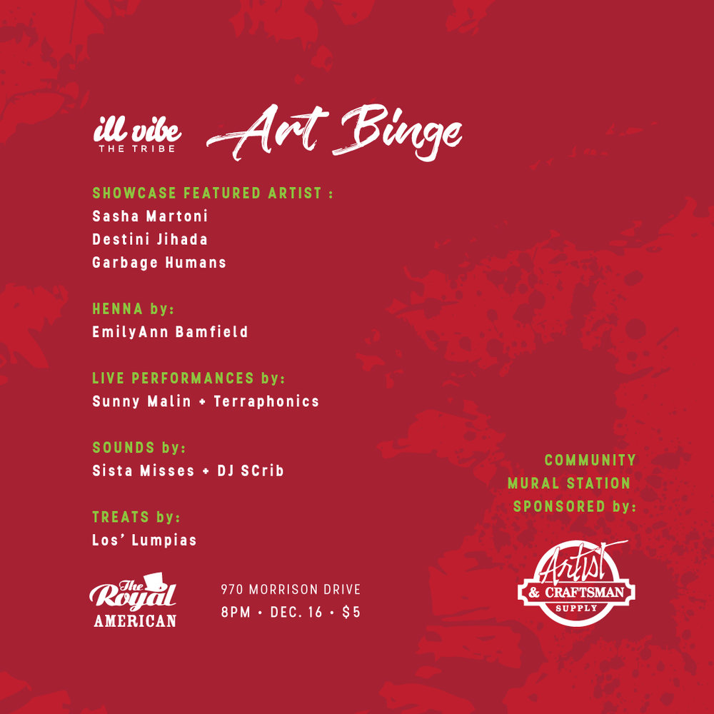 Art Binge III