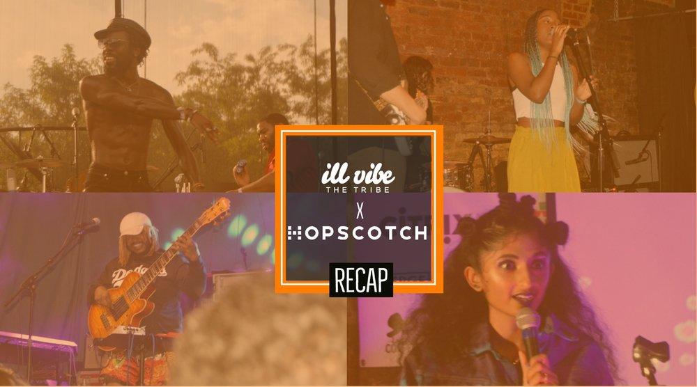 Hopscotch Festival 2018 Recap
