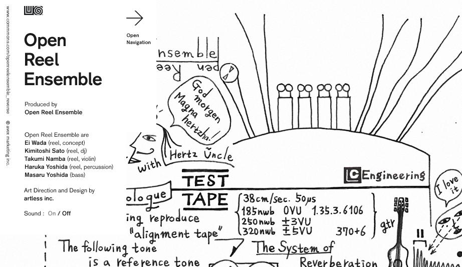 Digital Liner Notes