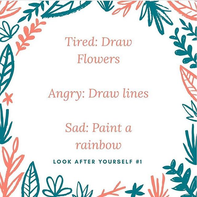 I've been reading a lot about #arttherapy recently and am fascinated! I'm going to try this in the classroom as a part of integrated social and emotional learning. 📷@miss_mcvittie_makes_art . . #aussieteachertribe #positivepsychology #teachersofinstagram #iteachtoo