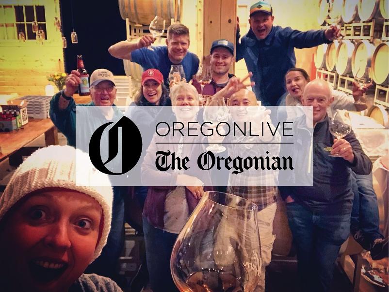 THE OREGONIAN - December 8, 2017