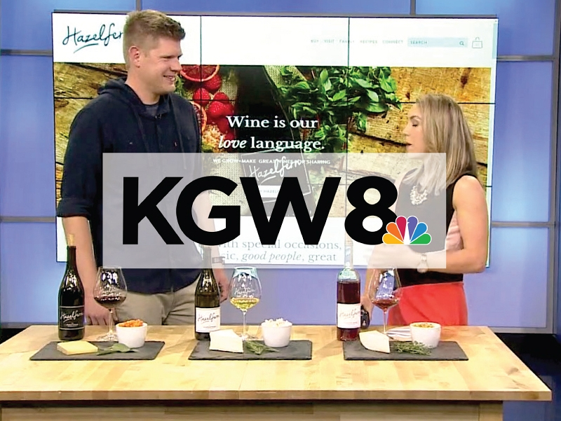NBC - KGW 8 - October 13th, 2017
