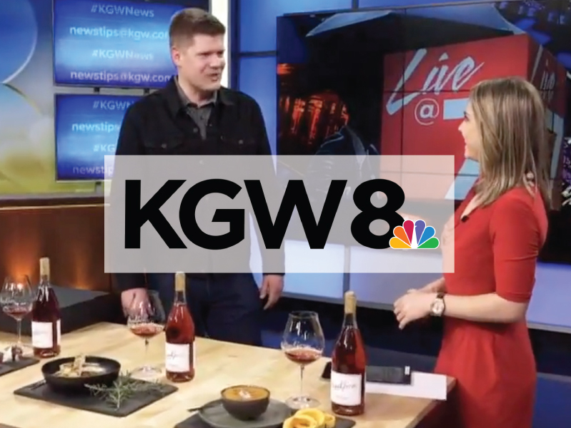 NBC - KGW 8 - January 5th, 2018