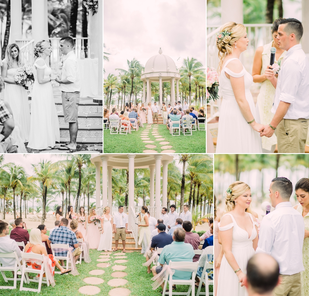 Destination Wedding Photography_Riu Palace Riviera Maya_Playa Del Carmen_Mexico_ceremony vows in gazebo_Destination Wedding Photographer.jpg