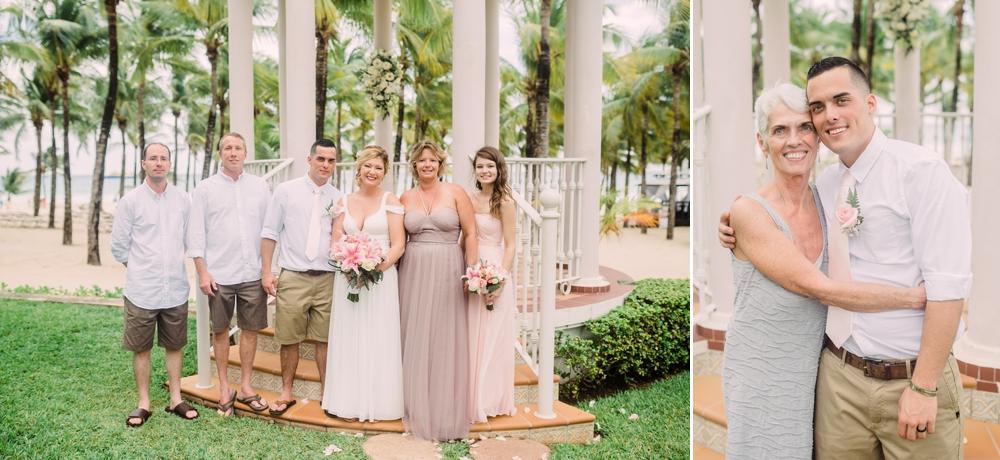 Destination Wedding Photography_Riu Palace Riviera Maya_Playa Del Carmen_Mexico_family portaits in front of gazebo_Destination Wedding Photographer.jpg