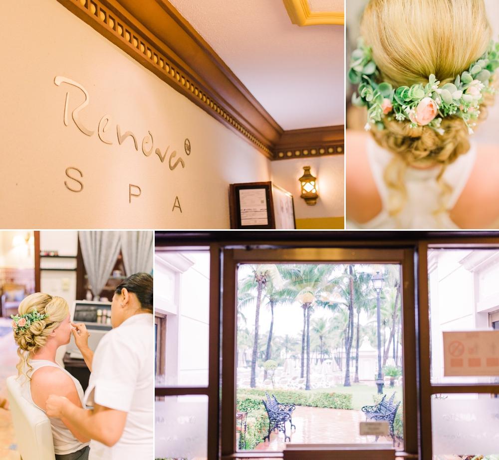 Destination Wedding Photography_Riu Palace Riviera Maya_Playa Del Carmen_Mexico_Makeup in the spa_Destination Wedding Photographer.jpg