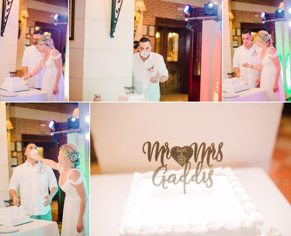 Destination Wedding Photography_Riu Palace Riviera Maya_Playa Del Carmen_Mexico_reception_cake_Destination Wedding Photographer.jpg