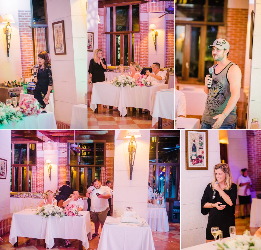 Destination Wedding Photography_Riu Palace Riviera Maya_Playa Del Carmen_Mexico_reception toasts_Destination Wedding Photographer.jpg