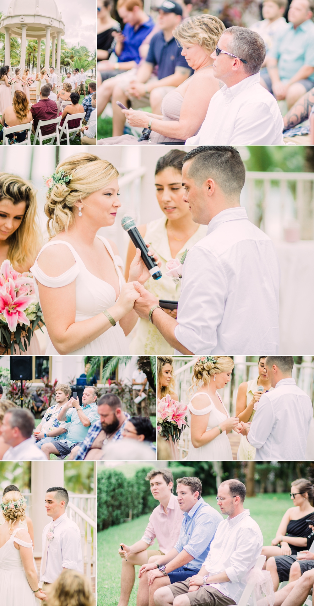 Destination Wedding Photography_Riu Palace Riviera Maya_Playa Del Carmen_Mexico_vows and rings during ceremony under gazebo_Destination Wedding Photographer.jpg