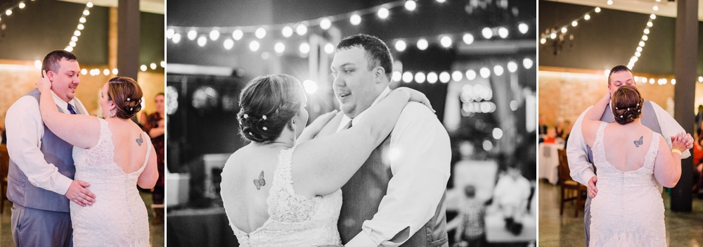 Wedding Photography-Gatherings by Farmhouse Catering-Nevada-Iowa-first dance-Iowa Wedding Photographer.jpg