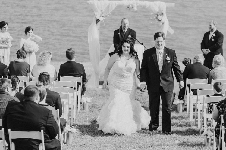 Wedding-Photography-The-Shore-at-Five-Islands-Emmetsburg-Iowa-recessional-during-ceremony-iowa-wedding-photographer.jpg