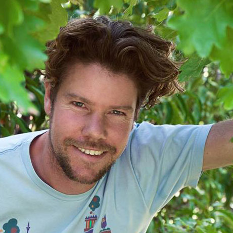 Silas Brown, Permaculture Designer.