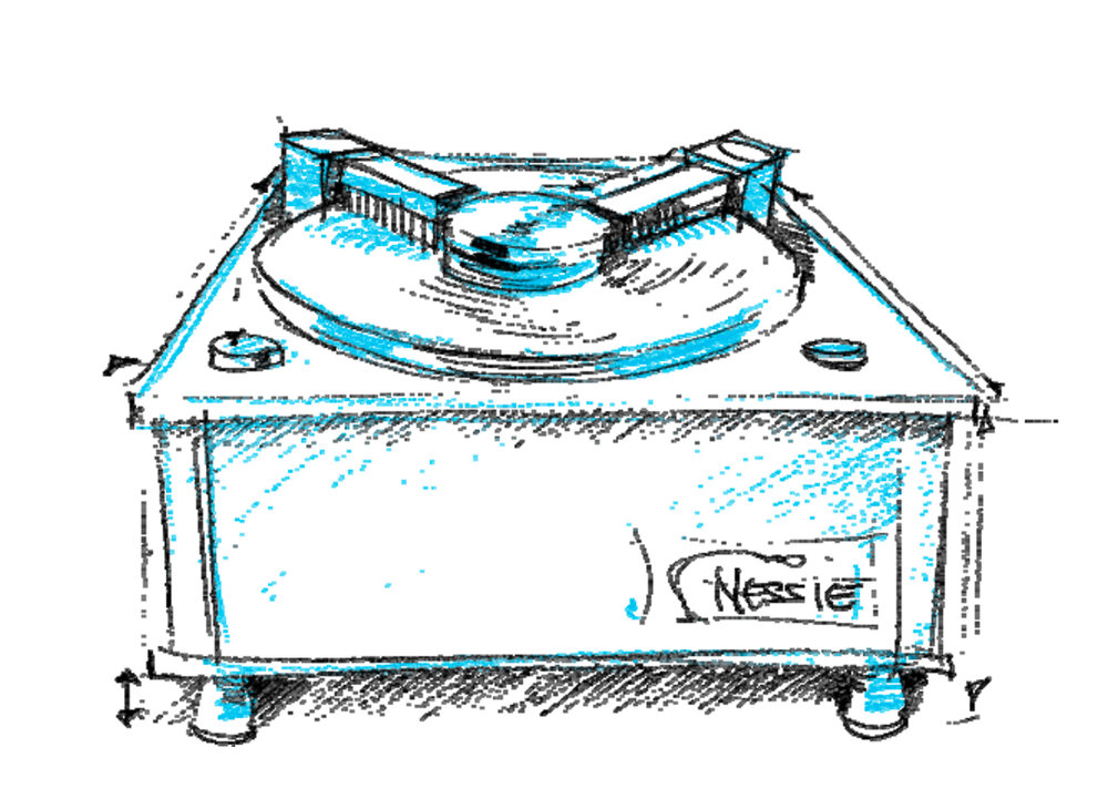 Nessie Vinylmaster is a high-end record-cleaning machine, Made in Germany, and developed from experience gained during many thousands of record cleaning cycles. Records cleaned with Nessie Vinylmaster extend the service life of your cartridge and guarantee unspoilt vinyl sound!