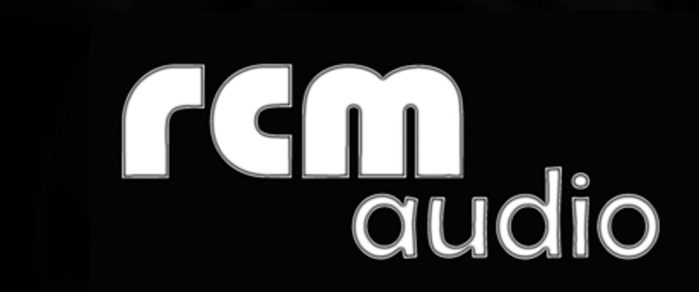 RCM Audio Logo