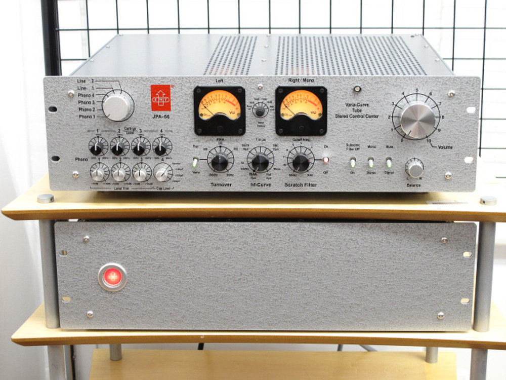 Copy of EMT Phono Stage