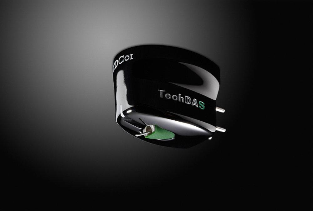 Copy of TechDAS TDC01 Ti