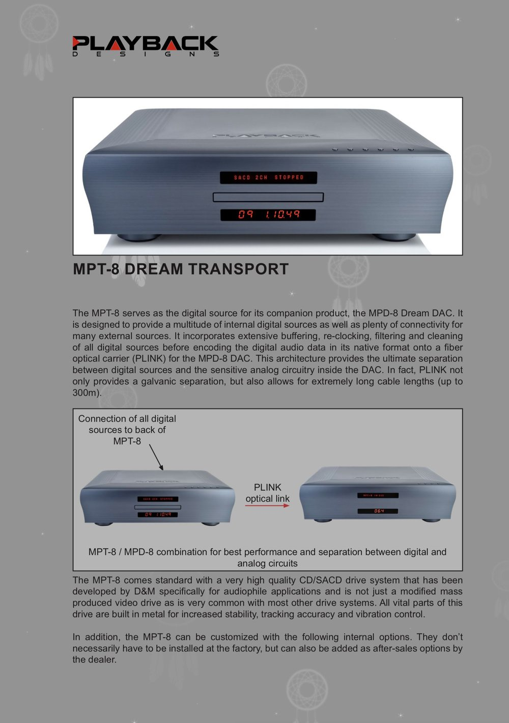 Download MPT-8 Product Brochure