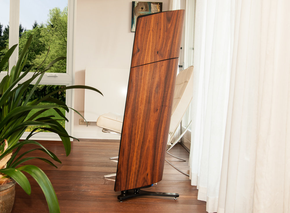 Aequo Stilla Side profile Timber