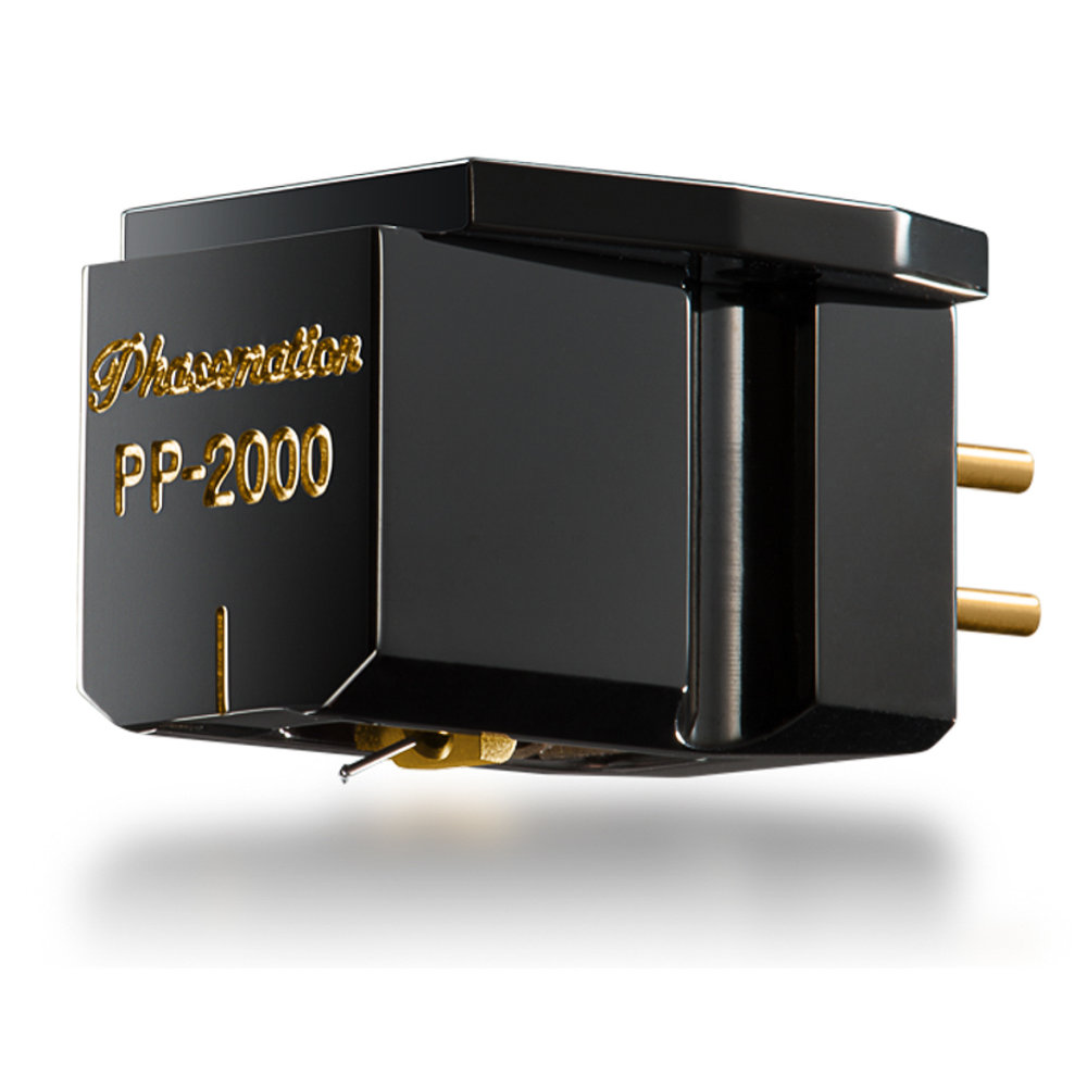 Phasemation PP-2000 High End Moving Coil Phono Cartridge from Japan