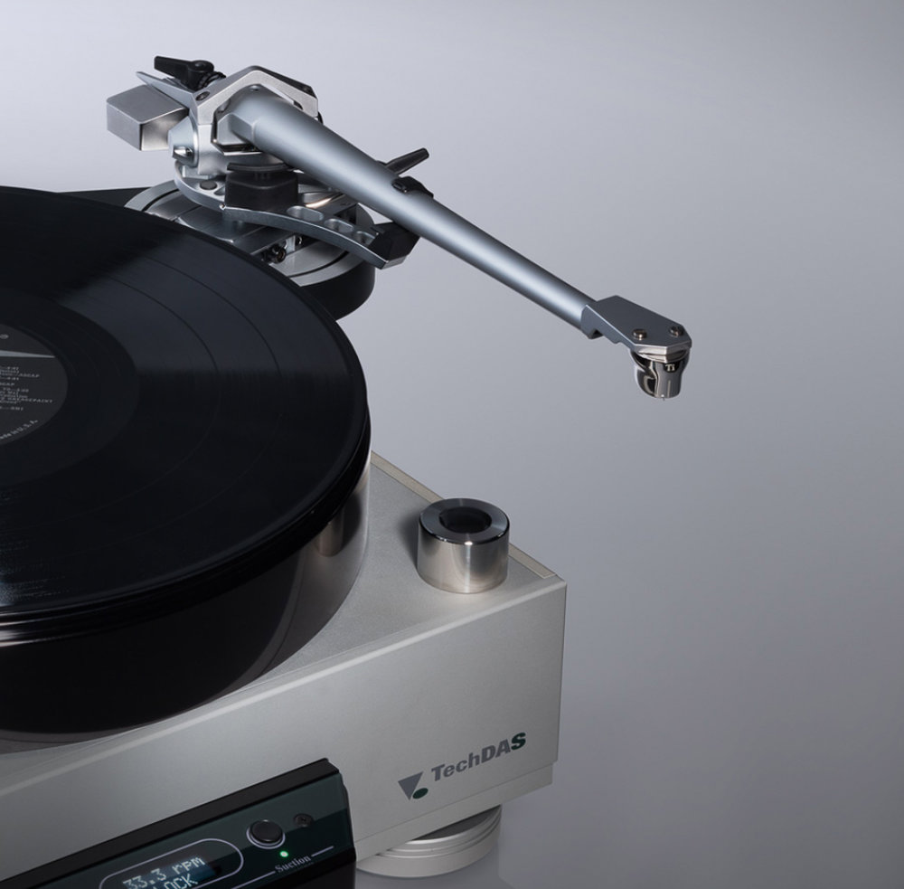 TechDAS Air Force V Highe End Turntable with SME Tonearm
