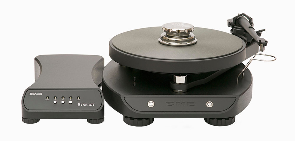 SME Synergy Turntable System Front