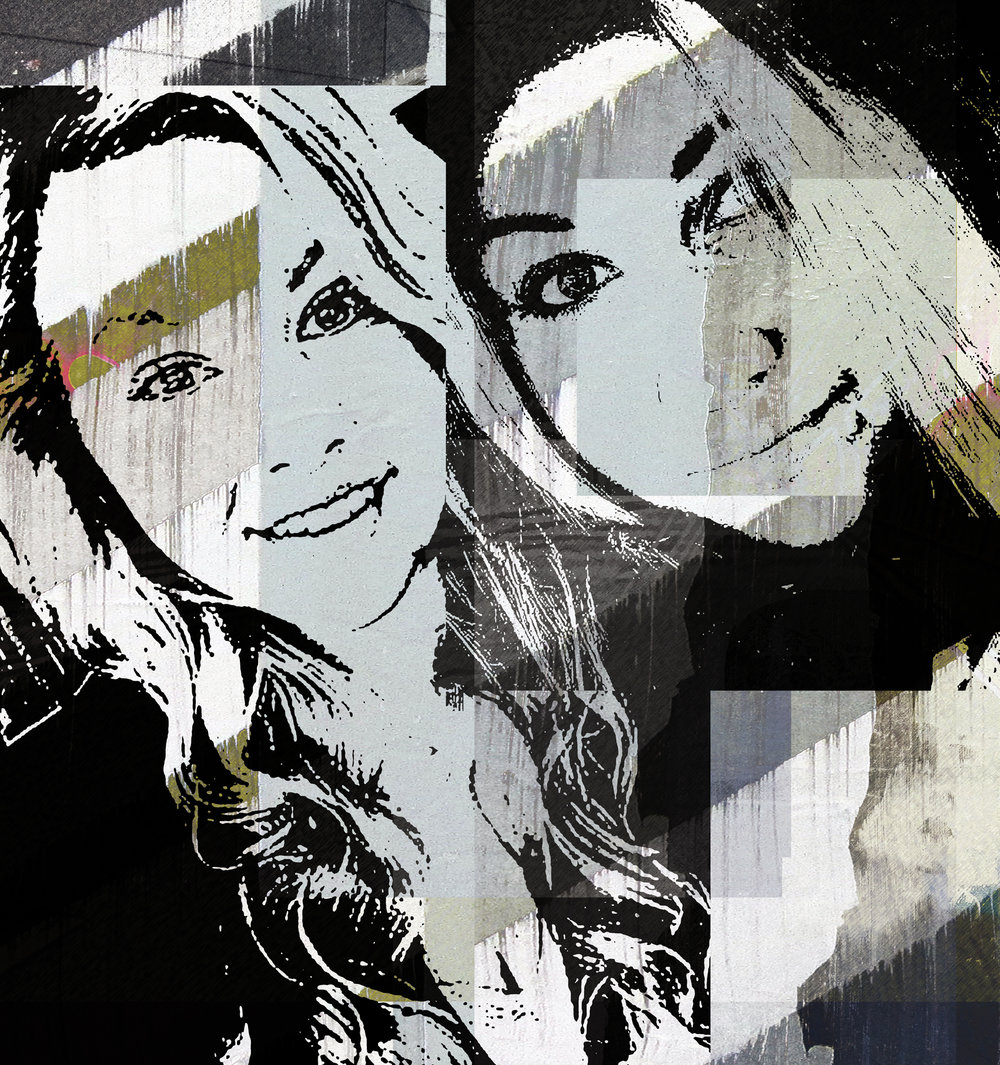 Kristin og Helen