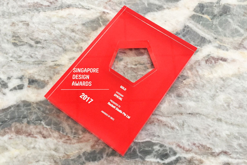 Awesome We Won Gold Singapore Design Awards 2017 Winners Announced Download Free Architecture Designs Lectubocepmadebymaigaardcom