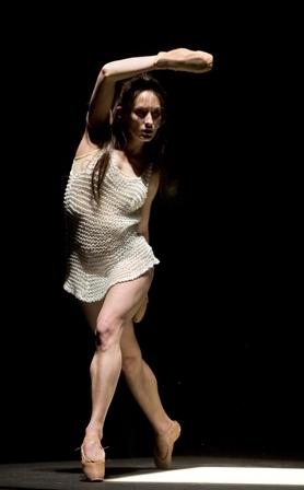 Photo extraite de la pièce Innocenti pour le Ballet de Lorraine -@Laurent Pallier