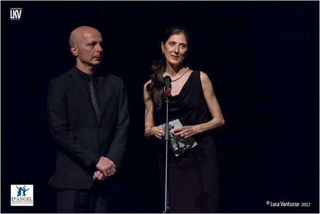 Paola Cantalupo et Davide Bombana - Crédit photo Luca Vantusso
