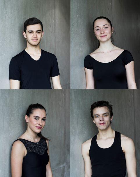 Romain Sirvent, Alice Bernardini, Beatrice La Fata, Alexandre Joaquim
