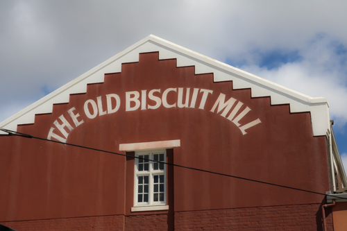 A visit to The Old Biscuit Mill in Cape Town - South Africa
