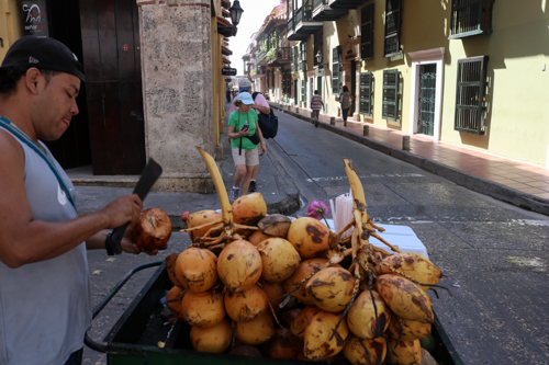 STREET FOOD en CARTAGENA