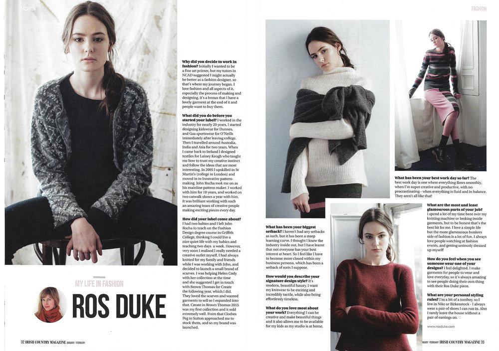 Irish Country Magazine January '18