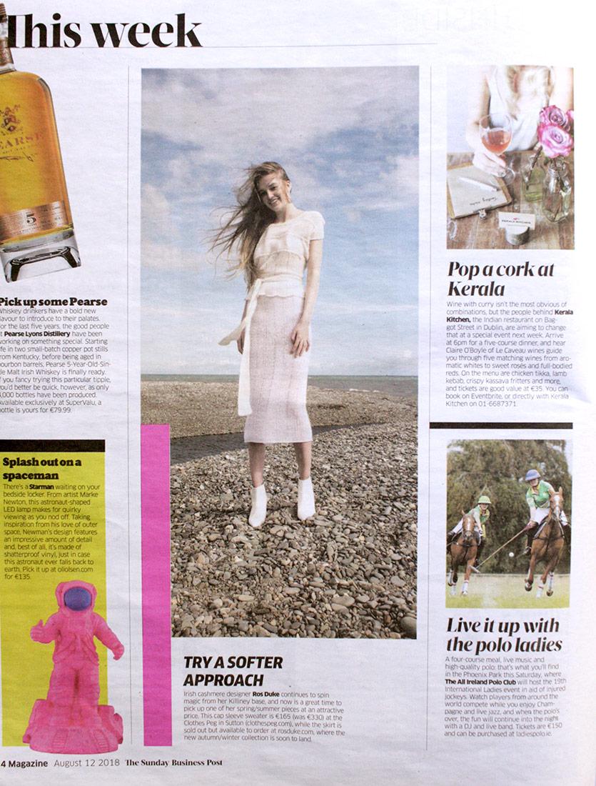 Sunday Business Post Magazine August '18