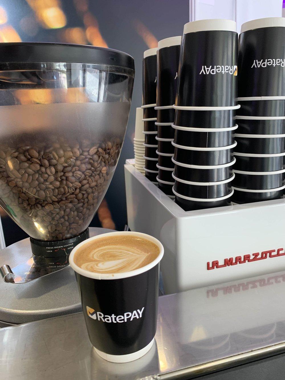 Mini Bean Branding Conference Coffee