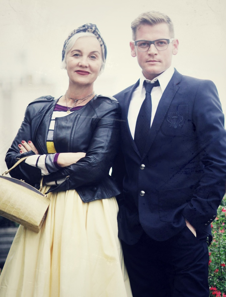 FOOD AND FASHION IN CHAMPAGNE AND PARIS with JACKIE BURGER AND JAN HENDRIK